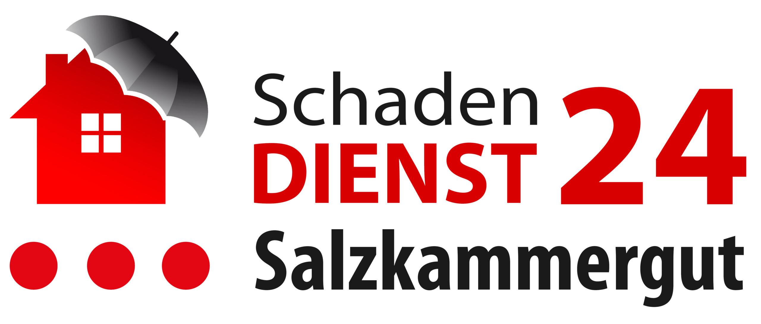 SchadenDienst24 Salzkammergut Logo